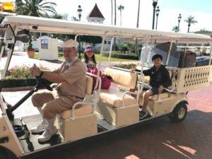 Grand Floridian Buggy