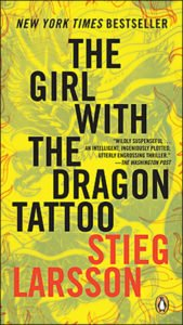 The Girl With The Dragon Tattoo bySteig Larsson