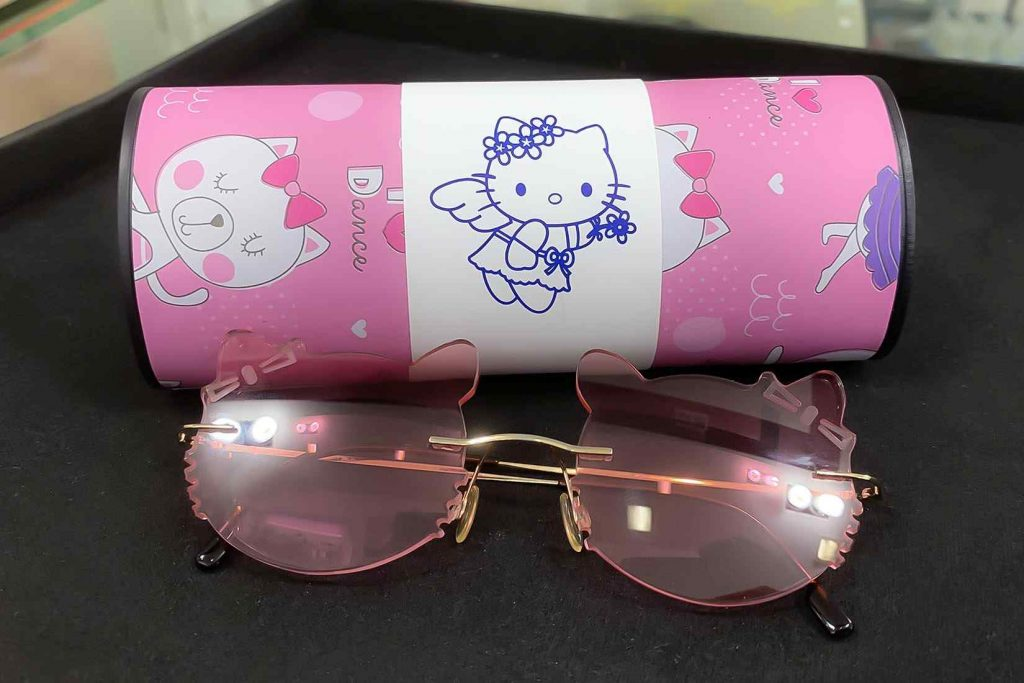 Hello Kitty Sunglasses with Prescription